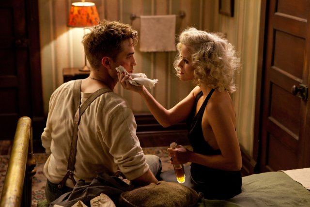 Jacob and Marlena From Water For Elephants