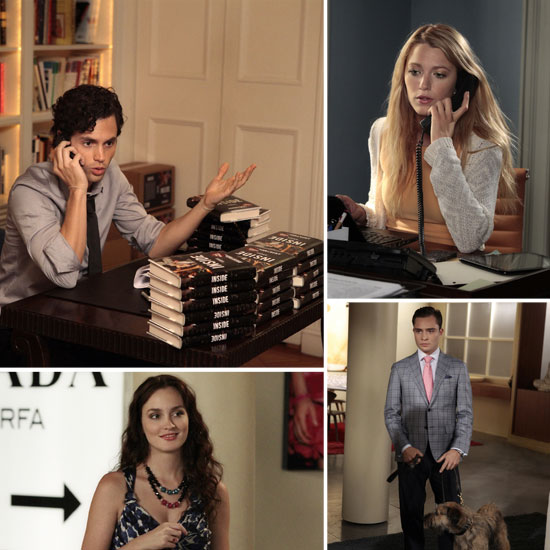 "Top OMG Moments From Gossip Girl Episode ""Memoirs of an Invisible Dan"""