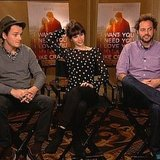 Like Crazy Video Interview With Anton Yelchin, Felicity Jones, Drake Doremus on Shooting Without a Script