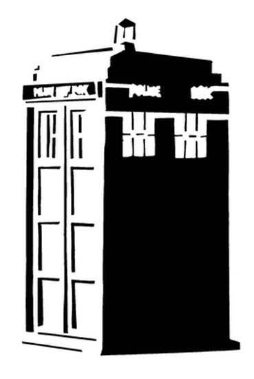 TARDIS by Melody W.