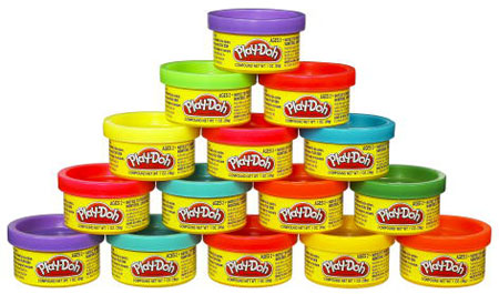 Play-Doh 15 Count Party Bag ($6)