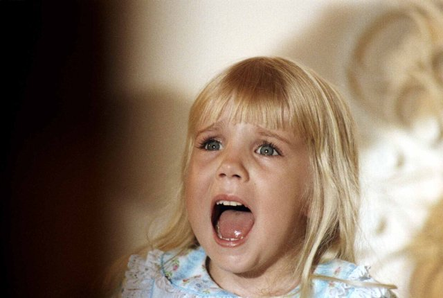 Heather O'Rourke, <b>Poltergeist</b>