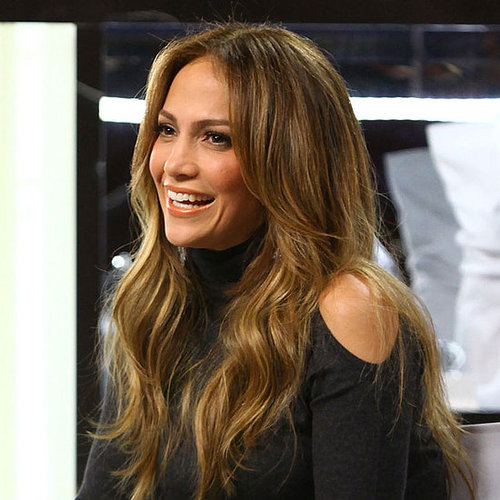 Jennifer Lopez Promotes Kohl's Line in Connecticut Pictures