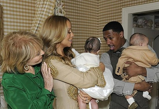 Mariah Carey and Nick Cannon Show Off Their Twins on 20/20