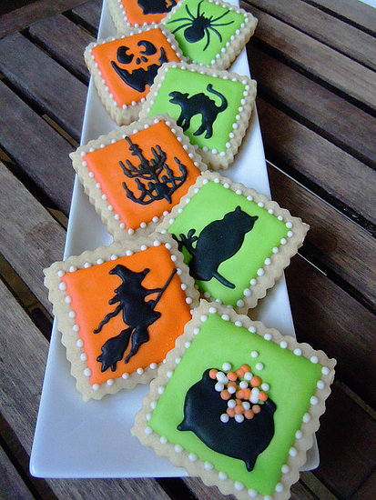 Halloween Cookie Set