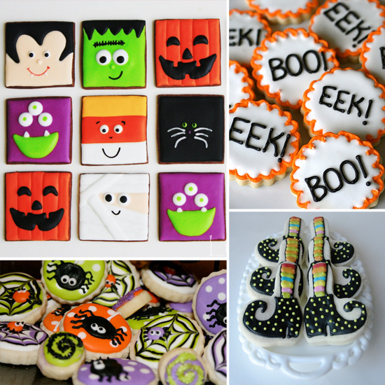 Cutest Halloween Cookies