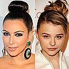 Get Kim Kardashian's Perfect Topknot