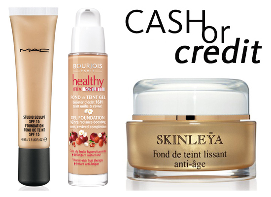 Cash or Credit: Gel Foundations on Every Budget!