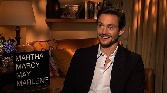 "Hugh Dancy Praises His ""Sensible, Lovely, Grounded"" Costar Elizabeth Olsen"