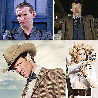 Doctor Who Cosplay Costumes