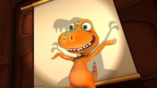 Dinosaur Train on PBS Kids