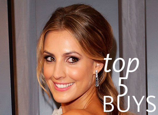 What's in Her Makeup Bag: Laura Dundovic Talks Top 5 Buys!