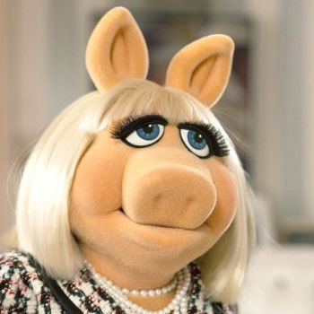 Miss Piggy's Beauty Quotes