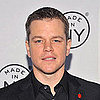 Matt Damon to Direct a Movie He Wrote With John Krasinski