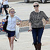 Reese Witherspoon Griffith Park Pictures With Ava Phillippe