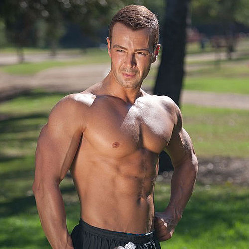 Joey Lawrence Shirtless Muscle Pictures