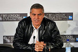 George Clooney answered questions about The Descendants.