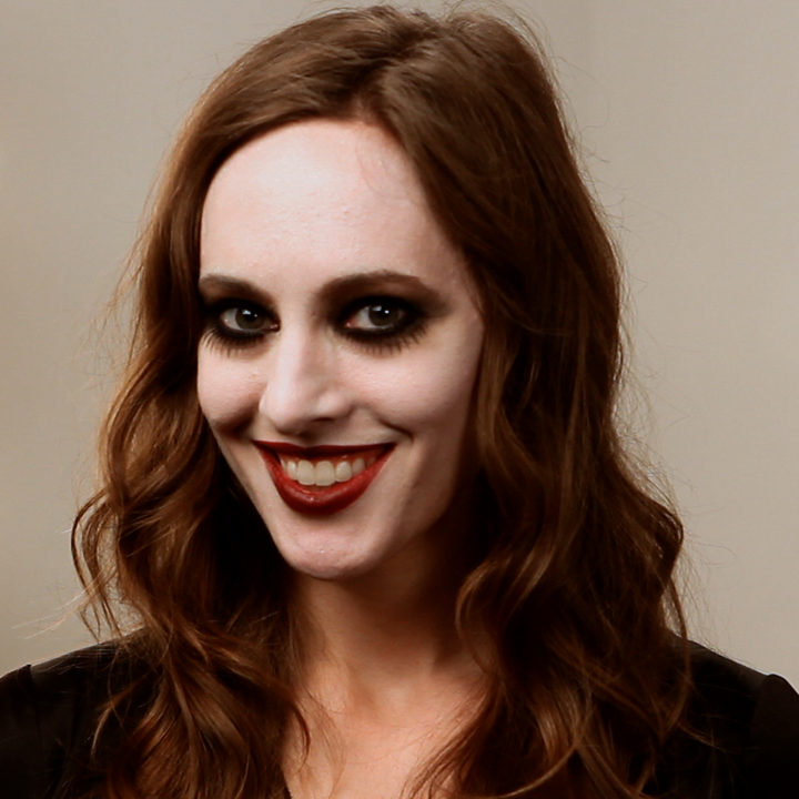 Pretty Vampire Makeup Ideas Images u0026 Pictures - Becuo