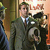 Ryan Gosling on The Gangster Squad Set Pictures