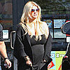Jessica Simpson Pregnant Pictures