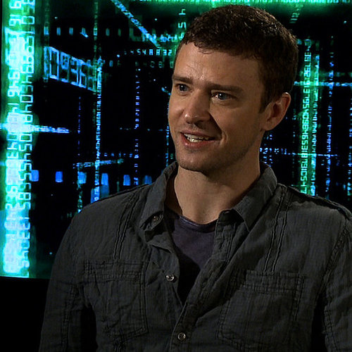 Justin Timberlake Interview For In Time (Video)