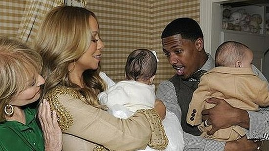 Video: Mariah Carey and Nick Cannon Give a Sneak Peek of the Twins