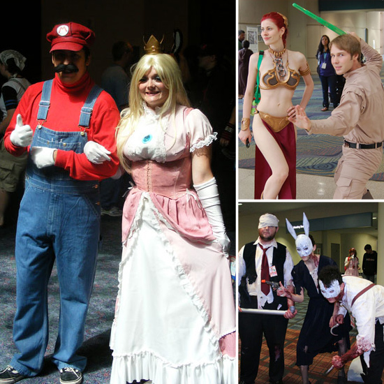 5 Geek-Inspired Halloween Costumes For Couples
