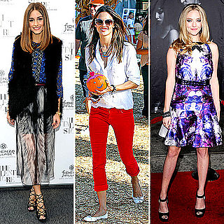 Celebrity Style Quiz For October 17, 2011