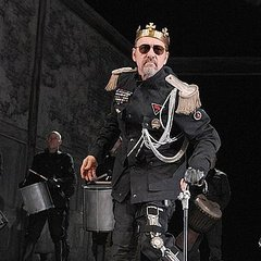 Review of Kevin Spacey in Richard III at Curran Theatre in SF