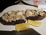 Crab Toast
