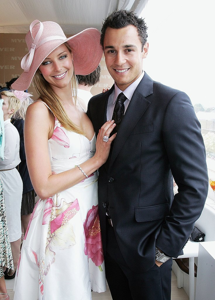 2006: Jennifer Hawkins and Jake Wall