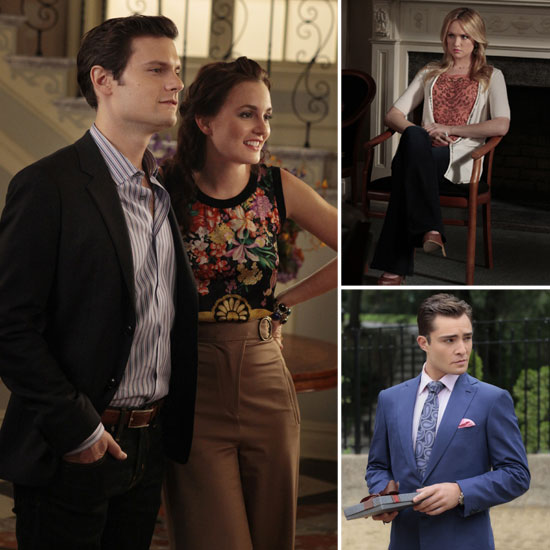 "Top OMG Moments From Gossip Girl: ""The Fasting and the Furious"""