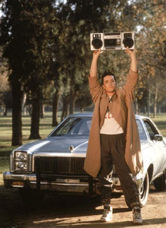 Lloyd Dobler, Say Anything