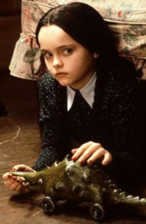 Wednesday Addams, The Addams Family
