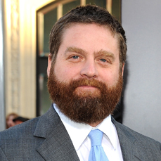 Zach Galifianakis Interview About Puss in Boots and The Muppets