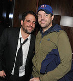 Bret let loose with SNL star Jason Sudeikis.