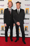 Mike Mills and Ewan McGregor arrived at the 2011 Hollywood Film Awards.