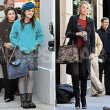 Blake Lively Breaks From Her Ryan Time For a Return to Gossip Girl