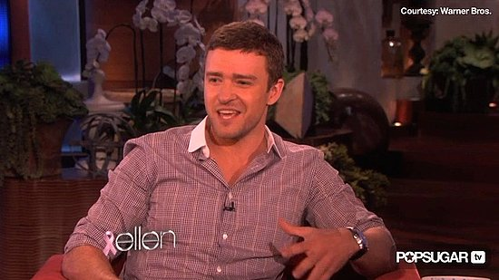 "Video: Justin Timberlake Talks ""Thug"" Days With Ryan Gosling"