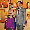 Matthew Broderick, Ben Stiller, &amp; Eddie Murphy Tower Heist Pictures
