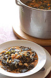 White Bean and Kale Ribollita