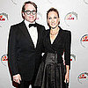 Sarah Jessica Parker &amp; Matthew Broderick NYC Center Pictures
