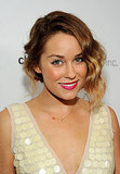 Lauren Conrad at charity event in LA.