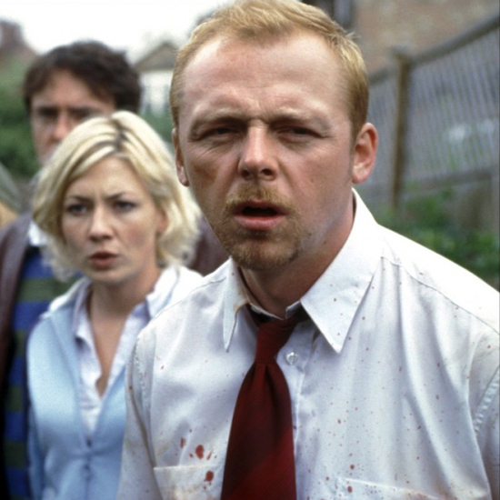 Shaun and Liz, Shaun of the Dead