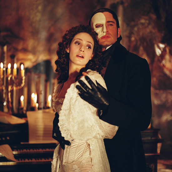 The Phantom and Christine, The Phantom of the Opera