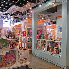 Chicago Kid Shop Kooky Kidstuff Party and Odile New Site