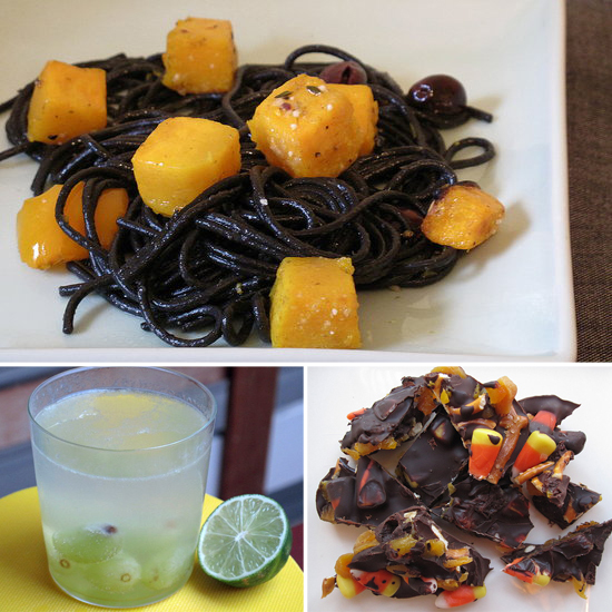 Sensational Recipes For Your Spooky Soiree