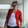 Pictures of Pregnant Celebrities Beyonce & Jennifer Garner