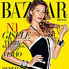 Gisele Bundchen on Cover of Harper&#039;s Bazaar Brazil Pictures