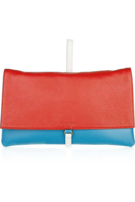 Foldover Clutches For Fall